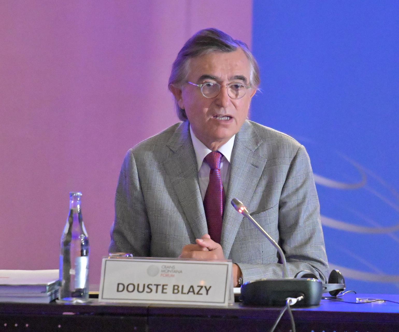 IUHEI - M. Philippe Douste-Blazy, Secrétaire Géneral Adj. des Nations Unies