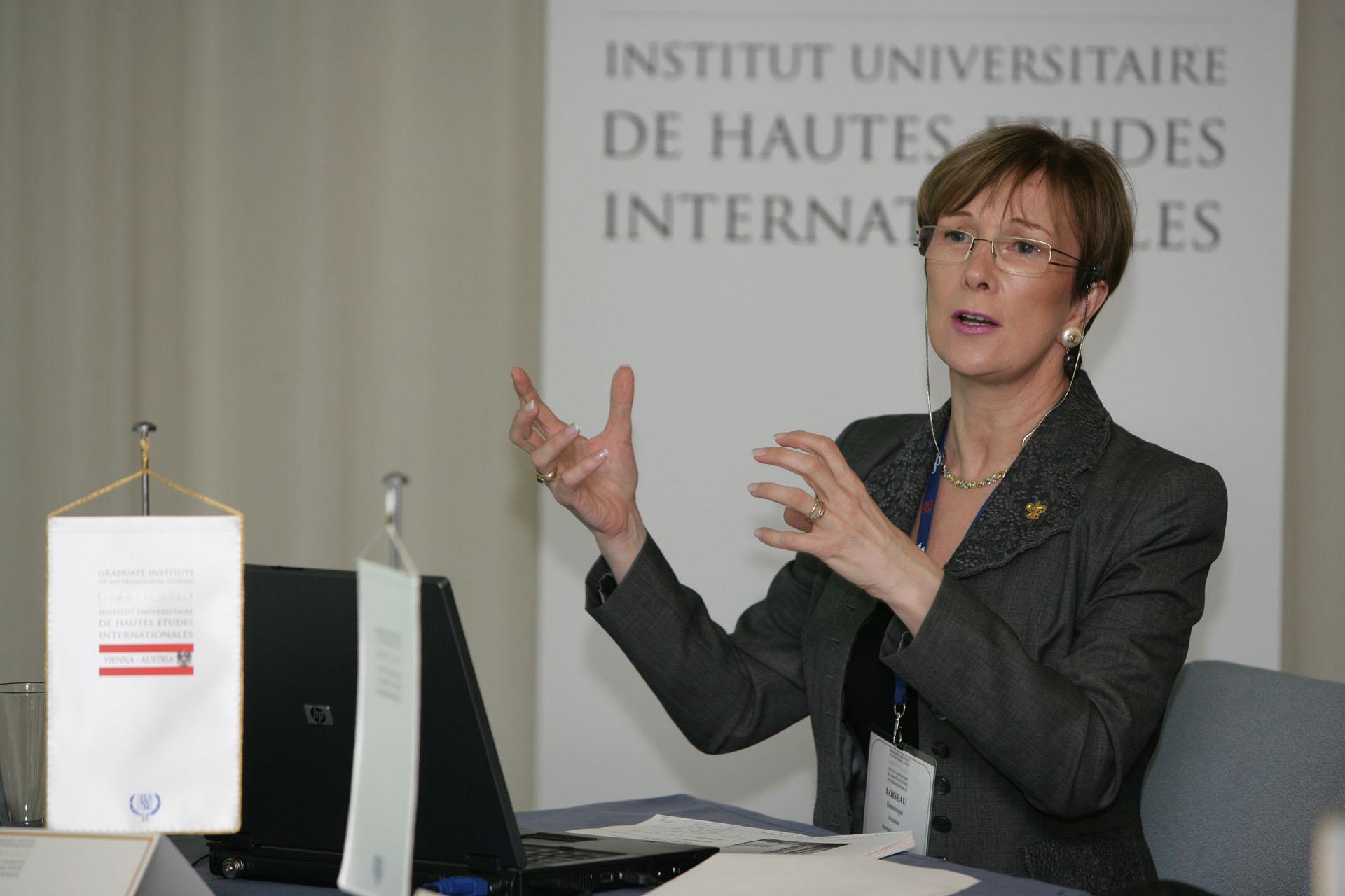 IUHEI Crans Montana Institute